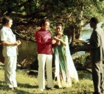 Segunda boda con Richard Burton, 1975