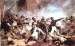 Imagen del Dos de Mayo de 1808 en Madrid