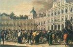 Imagen del Motín de Aranjuez