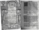 Los libros, a partir del siglo XVI, debían tener, antes del texto y después de la portada, una serie de páginas, denominadas preliminares, que le daban legalidad a la obra para poder ser leída, comprada y distribuida en el reino español.