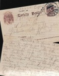 La carta de Julia Conesa