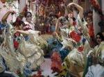 """Para realizar el cuadro  """"El baile"""" (1914-1915), Sorolla ejecutó  ElvPara realizar el cuadro  """"El baile"""" (1914-1915), Sorolla ejecutó varios bocetos."""