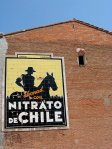 Carteles promocionales del Nitrato de Chile