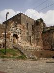 Ruinas del Primer Convento de San Francisco de Asís, Santo Domingo.