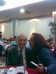 Con el Dr. D. Rafael Molina Morillo, ganador del Premio Nacional de Periodismo 2010