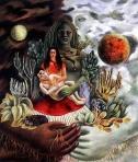 El Abrazo de Amor del Universo, la Tierra (México), Diego, Yo y el Sr. Xolotl ,1949