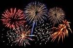En Madeira podremos recibir el año nuevo bajo un cielo iluminado por espectaculares fuegos artificiales.