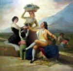 La Vendimia, de Goya