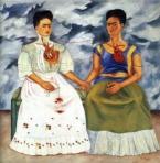 Las dos Fridas, 1939