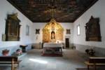 Vista general de la capilla
