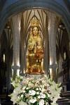 Imagen de la Virgen de los Remedios