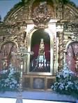 La Virgen de los Remedios vista de frente