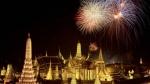 Fiestas de fin de año en Bangkok, Thailandia