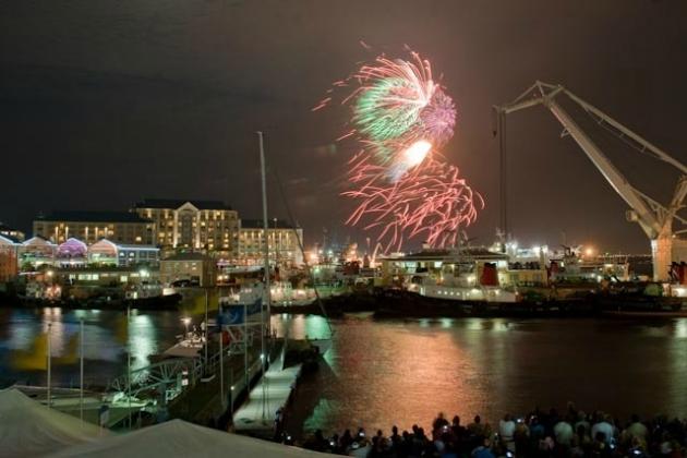 Fiestas de fin de año en Cape Town, Sudáfrica