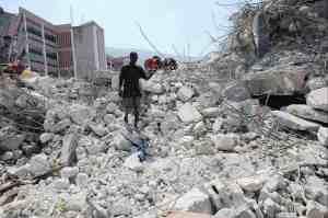 Haití es el país más pobre del Hemisferio Occidental