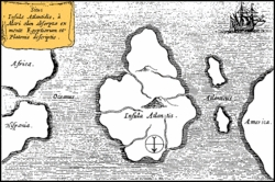 La leyenda de la Atlántida es internacionalmente conocida